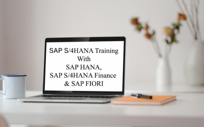 S/4HANA Training with HANA, Finance & FIORI