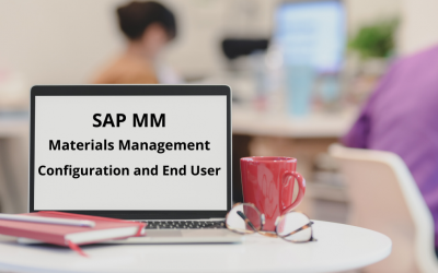 SAP MM (Materials Management) – Configuration & End-User